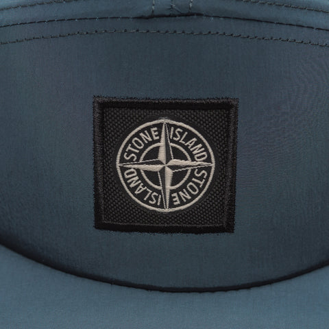 Stone Island 99069 Nylon Metal Cap in Blue - Notre