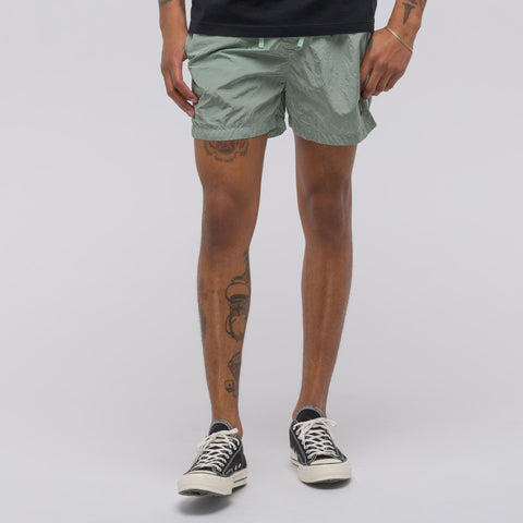 Stone Island B0643 Shorts in Green - Notre