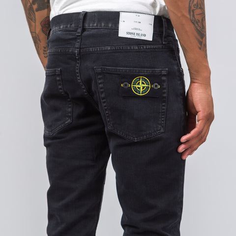 Stone Island J2ZQ5.SW2H Denim in Black - Notre