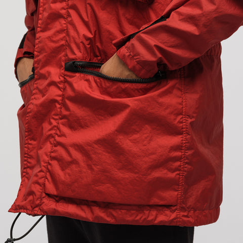 Stone Island 40223 Membrana 3L TC Jacket in Brick Red - Notre