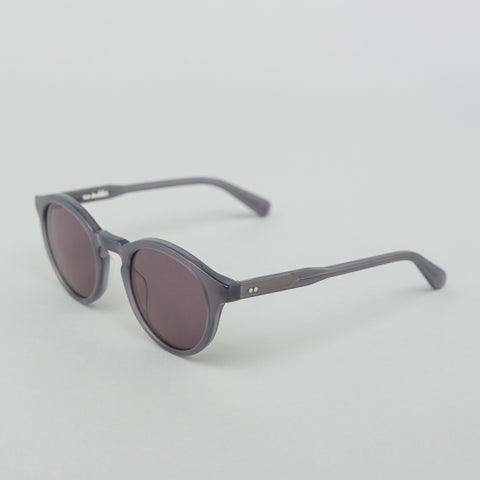 Sun Buddies Zinedane Sunglass in Milky Grey - Notre