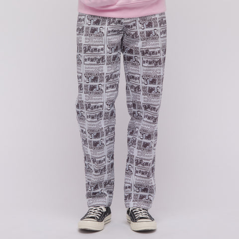 Thames Adventurous Trouser All Over Print - Notre