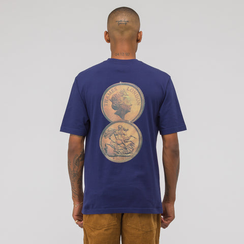 Thames GBP T-Shirt in Navy - Notre