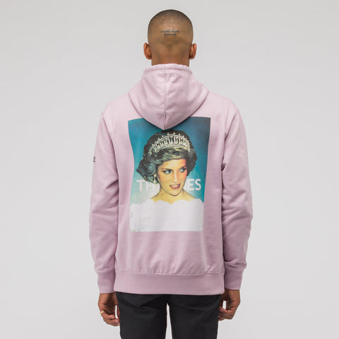 Thames Regium Hooded Sweatshirt in Lilac - Notre