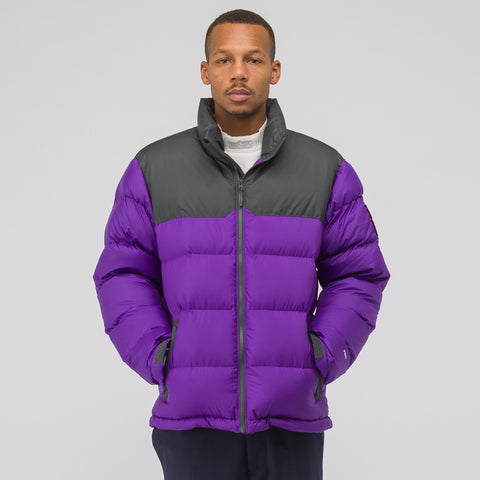 The North Face Black Label 1992 Nuptse Jacket in Tillandsia Purple - Notre
