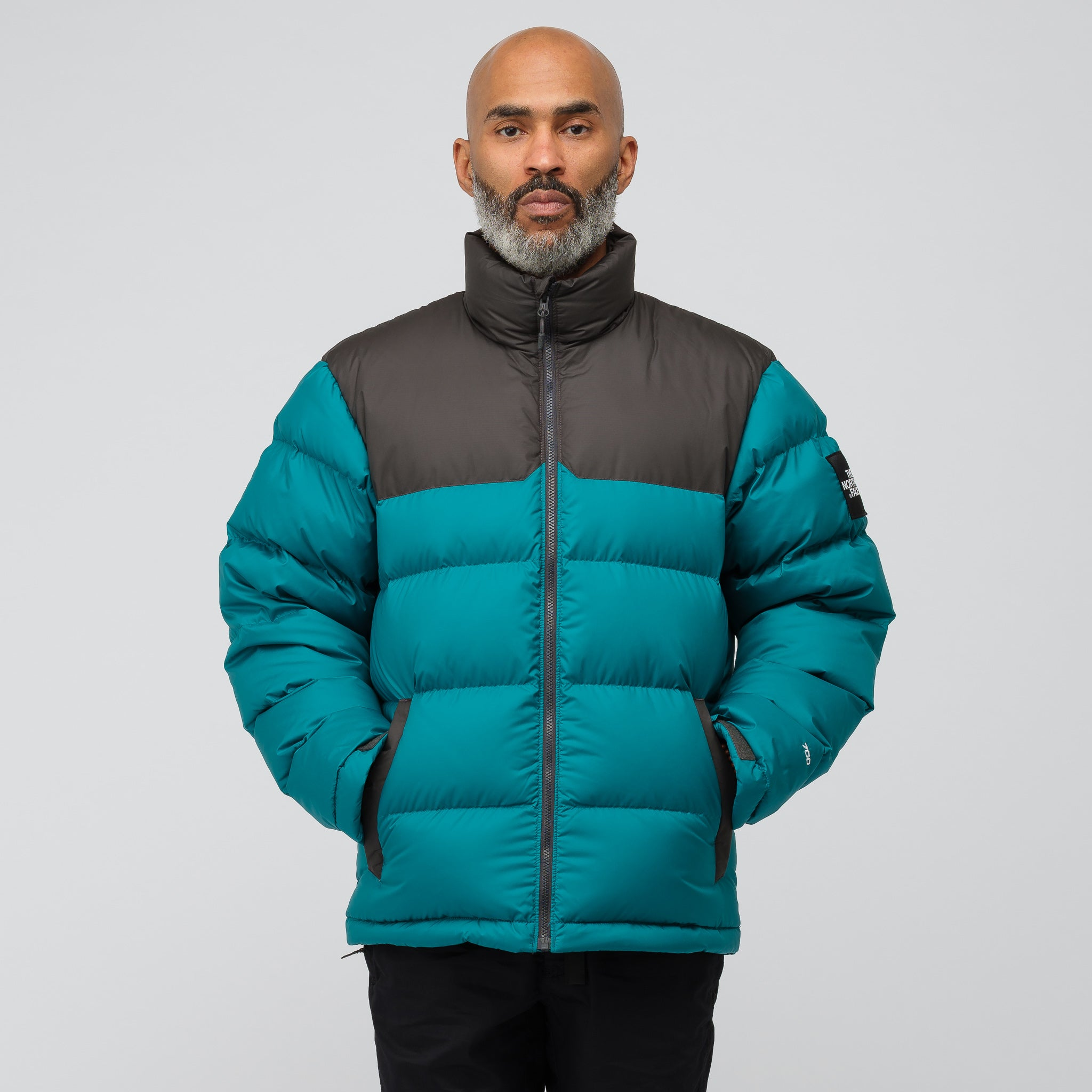 9f8be49c288a The North Face Black Label 92 Nuptse Jacket in Everglade