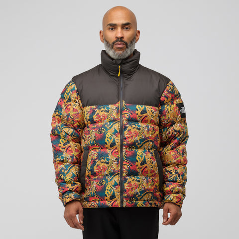 The North Face Black Label 92 Nuptse Jacket in Leopard - Notre