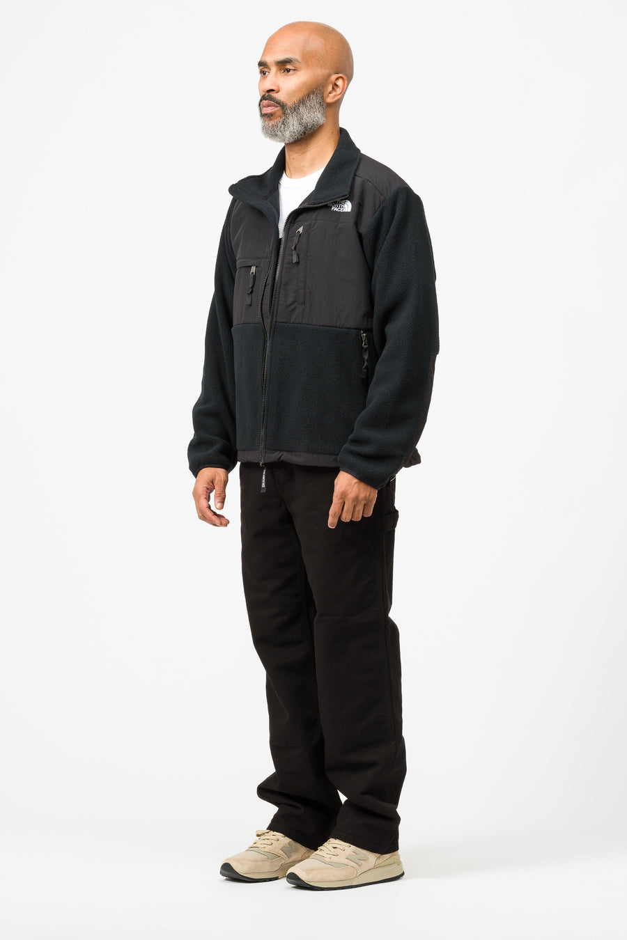 The North Face 95 Retro Denali Jacket in Black - Notre