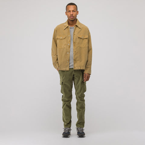 The North Face Black Label City Stretch Straight Pant in Burnt Olive - Notre