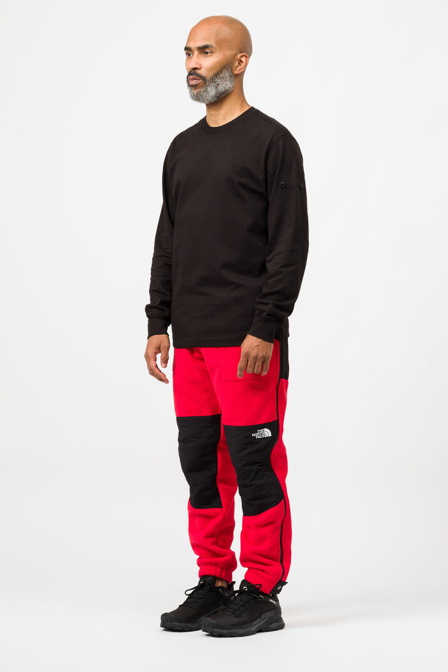 The North Face 95 Retro Denali Pant in Red - Notre