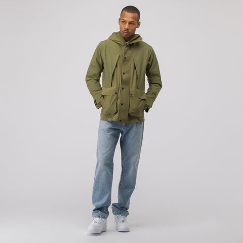 The North Face Black Label GORE-TEX Mountain Light Jacket in Burnt Olive - Notre
