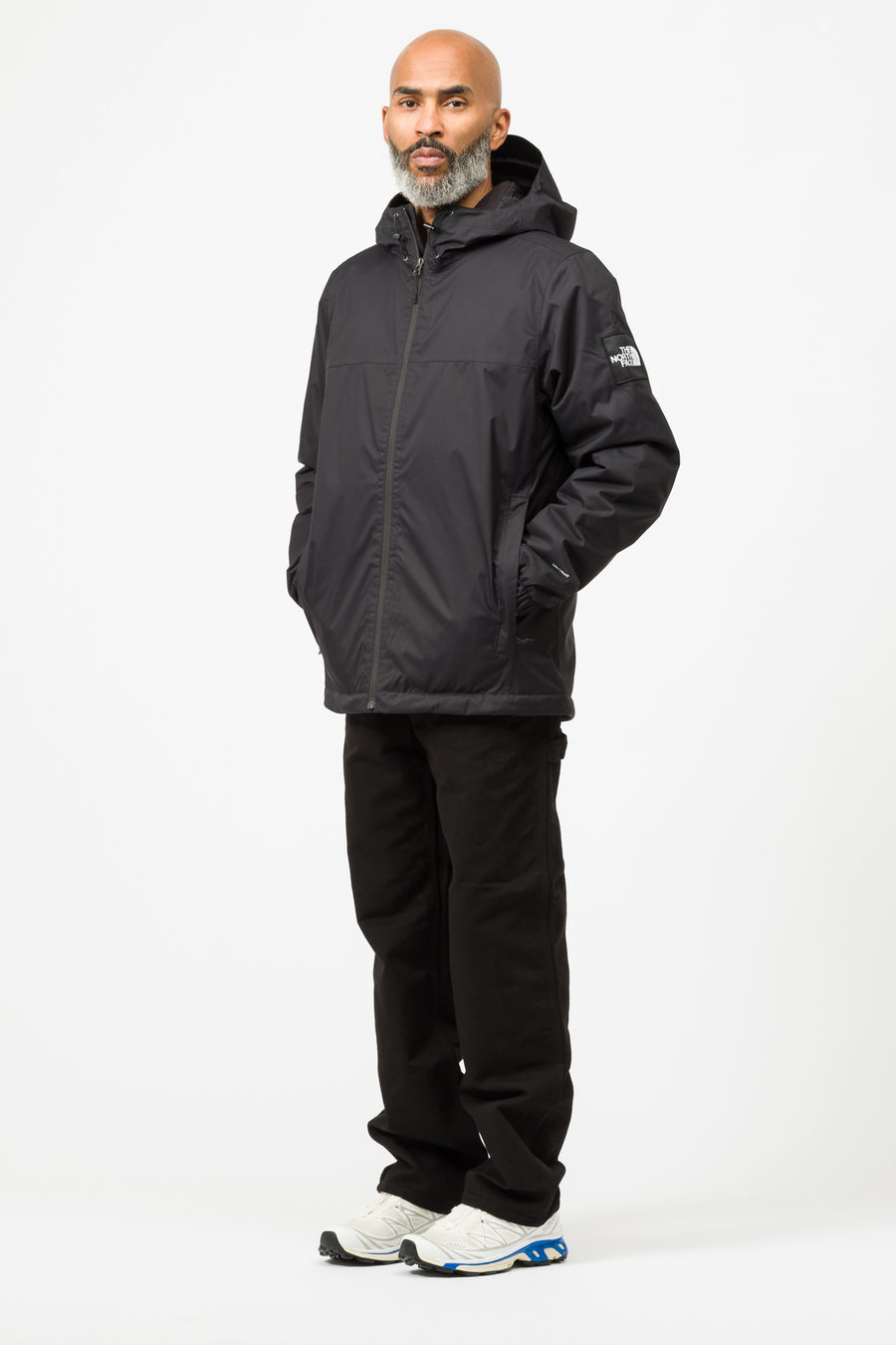 The North Face Mountain Insulated Jacket in Black - Notre
