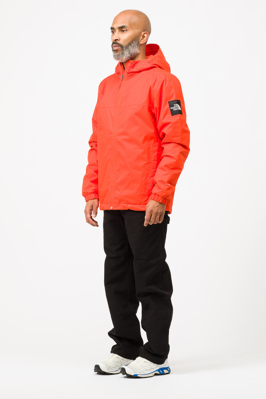 The North Face Mountain Insulated Jacket in Tangerine - Notre