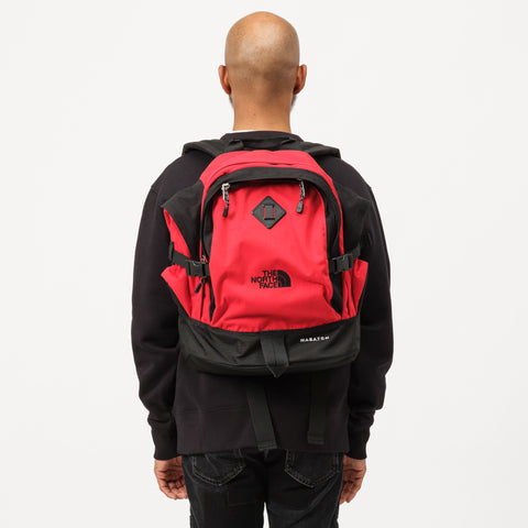 The North Face Wasatch Reissue Backpack in Red/Black - Notre