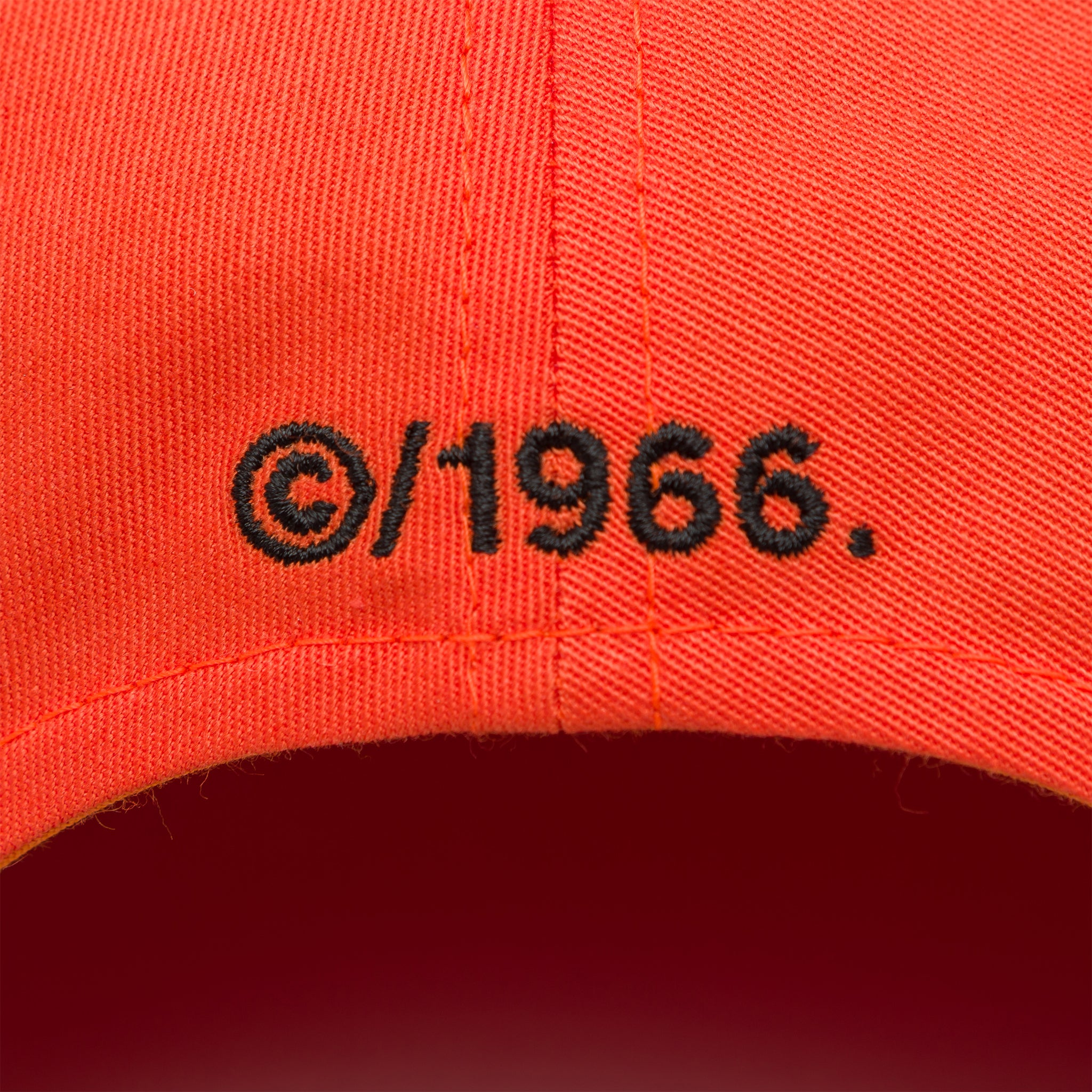 The Norm Hat in Persian Orange
