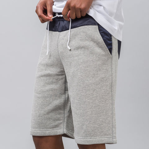 Tim Coppens Core Short in Heather Grey - Notre