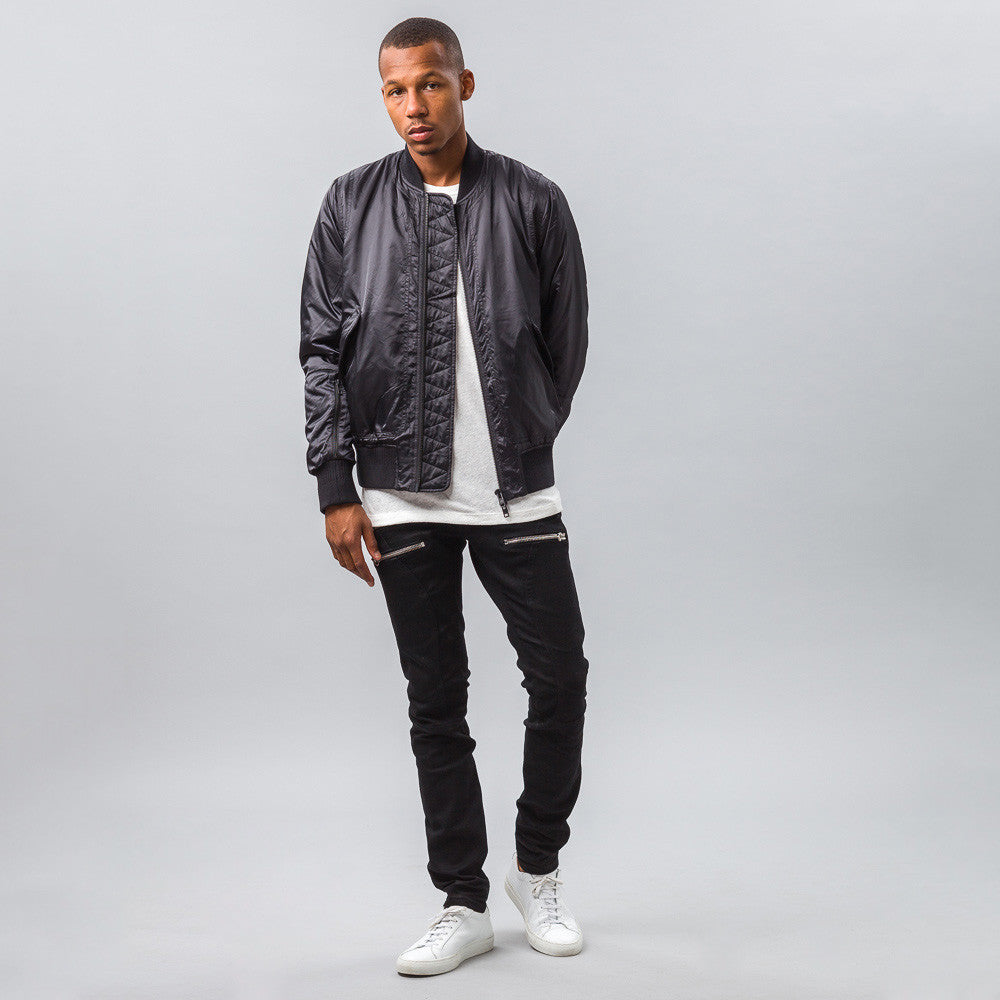 Tim Coppens - MA-1 Bomber in Black - Notre - 1