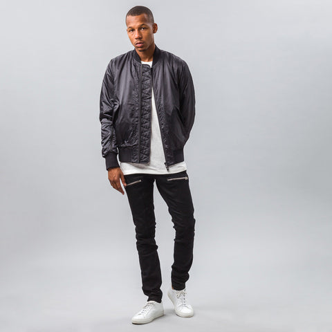 Tim Coppens MA-1 Bomber in Black - Notre