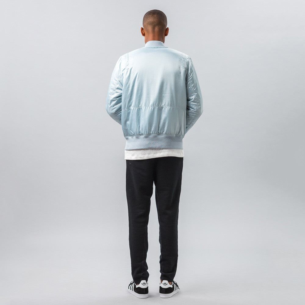 MA-1 Bomber in Ice Blue