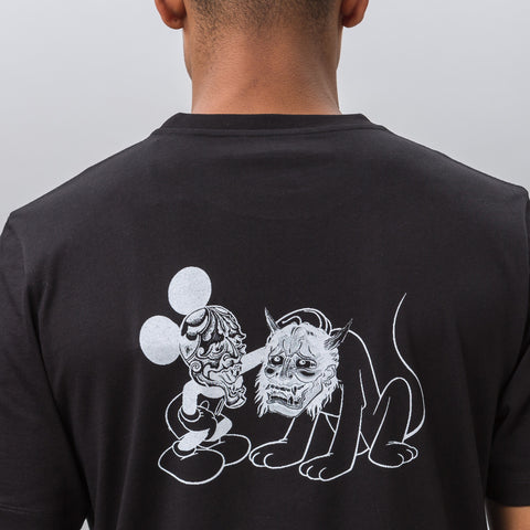 Tim Coppens My Dog Tee in Black - Notre
