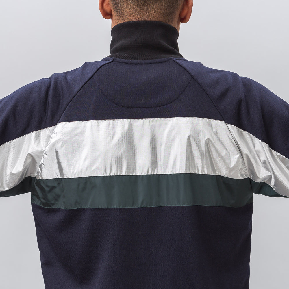 Tim Coppens XTC Track Jacket in Navy Multi - Notre