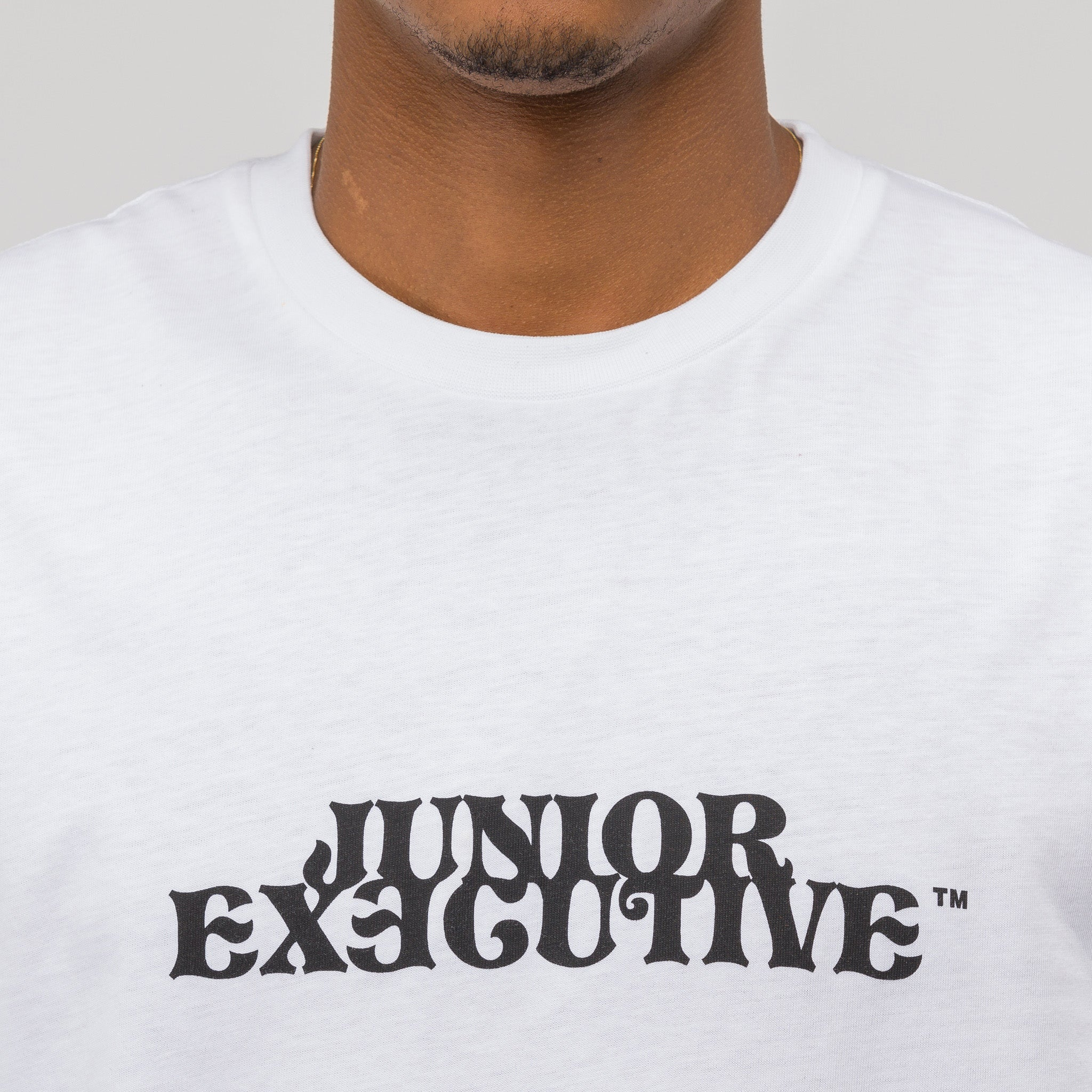 Souvenir Junior Executive Monkey T-Shirt in White