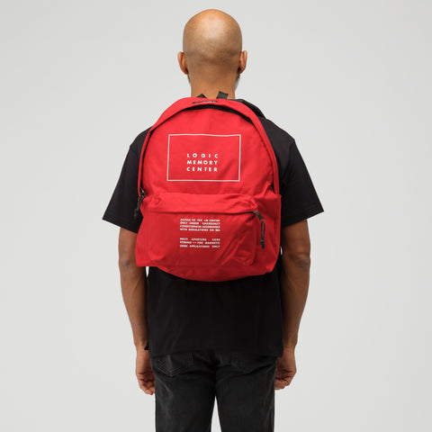Eastpak x Undercover Padded Pak'r® XL in Red - Notre