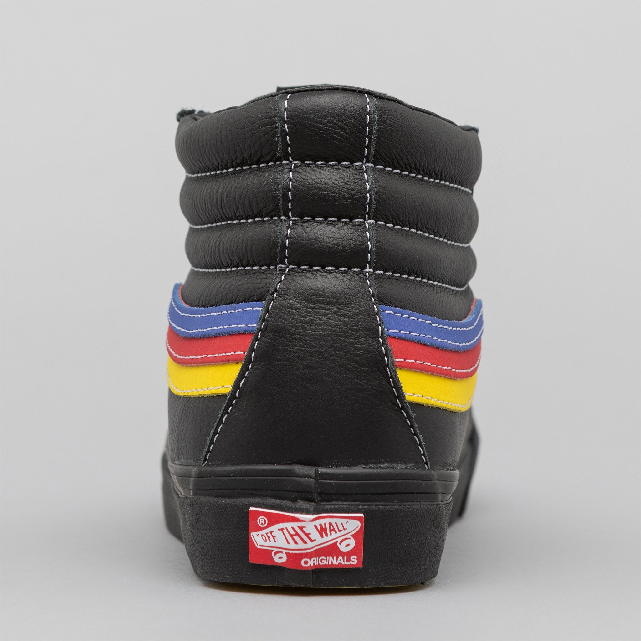 x Bows And Arrows 5x5 Sk8-Hi LX in Black
