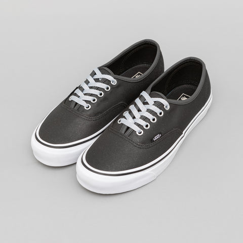 Vans Vault x Worksout 5x5 Authentic LX in Black - Notre