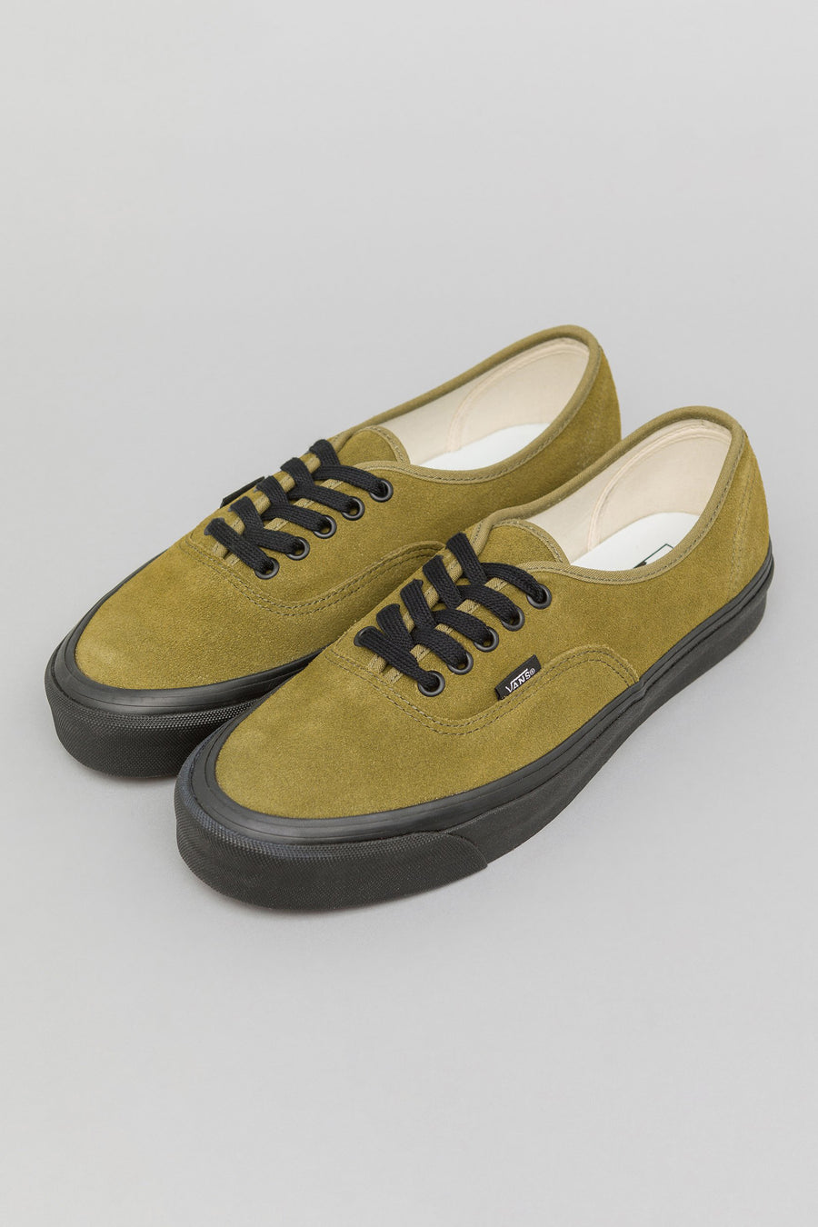 Vans Authentic 44 DX Anaheim Factory in OG Olive - Notre