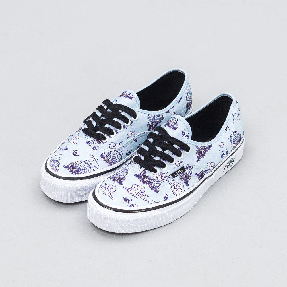 Vans x Robert Williams Authentic 44 RE LX Side View