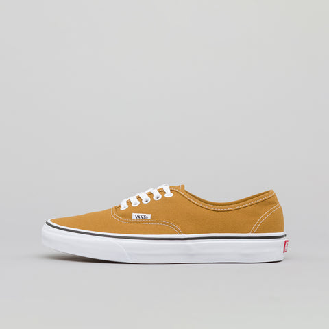 Vans Authentic in Cumin/True White - Notre