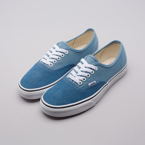Vans Authentic Denim 2-Tone in Blue - Notre