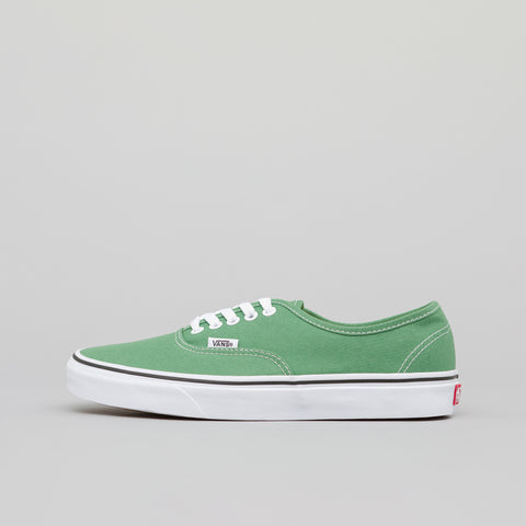 Vans Authentic in Deep Grass - Notre