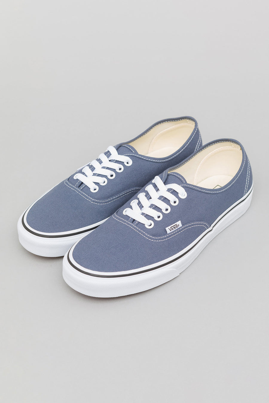 Vans Authentic in Grisaille/True White - Notre