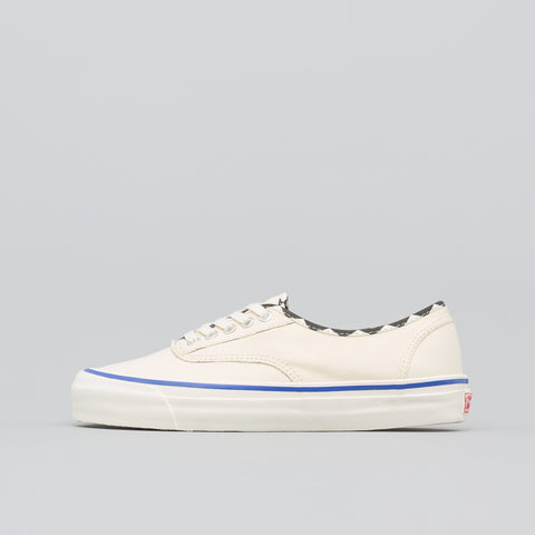 Vans Vault Authentic LX Inside Out in Checkerboard - Notre