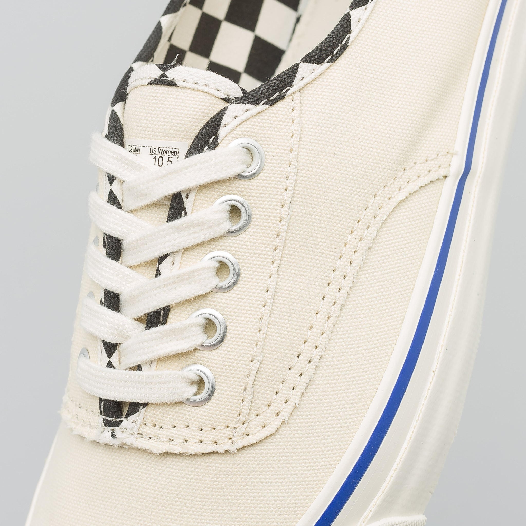 Authentic LX Inside Out in Checkerboard