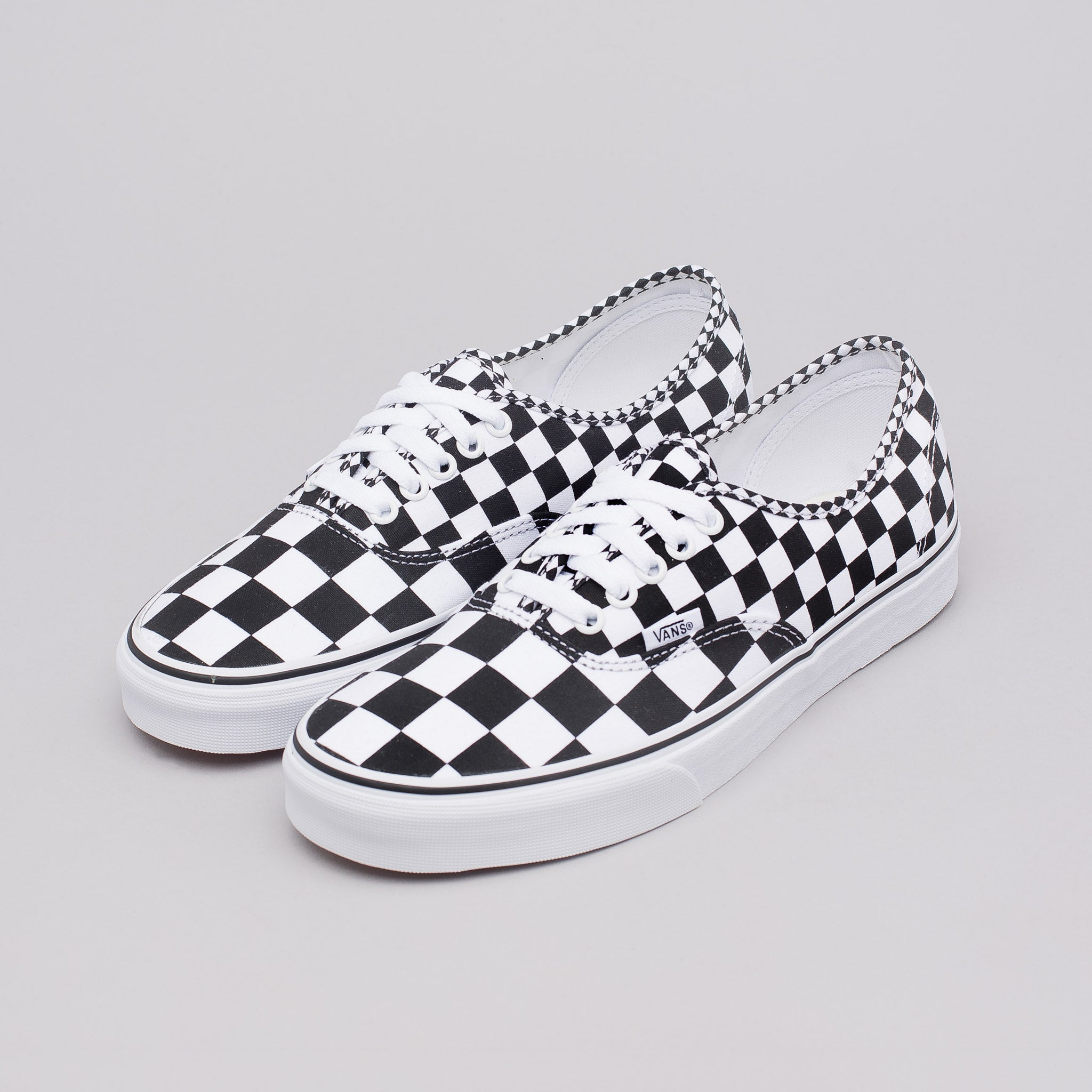 vans checkerboard black and yellow