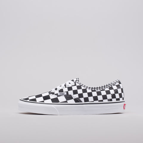 Vans Authentic in Checkerboard Mix - Notre
