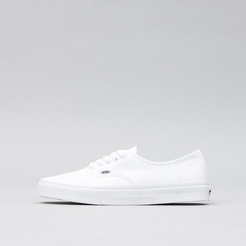 Vans - Authentic in True White - Notre - 1