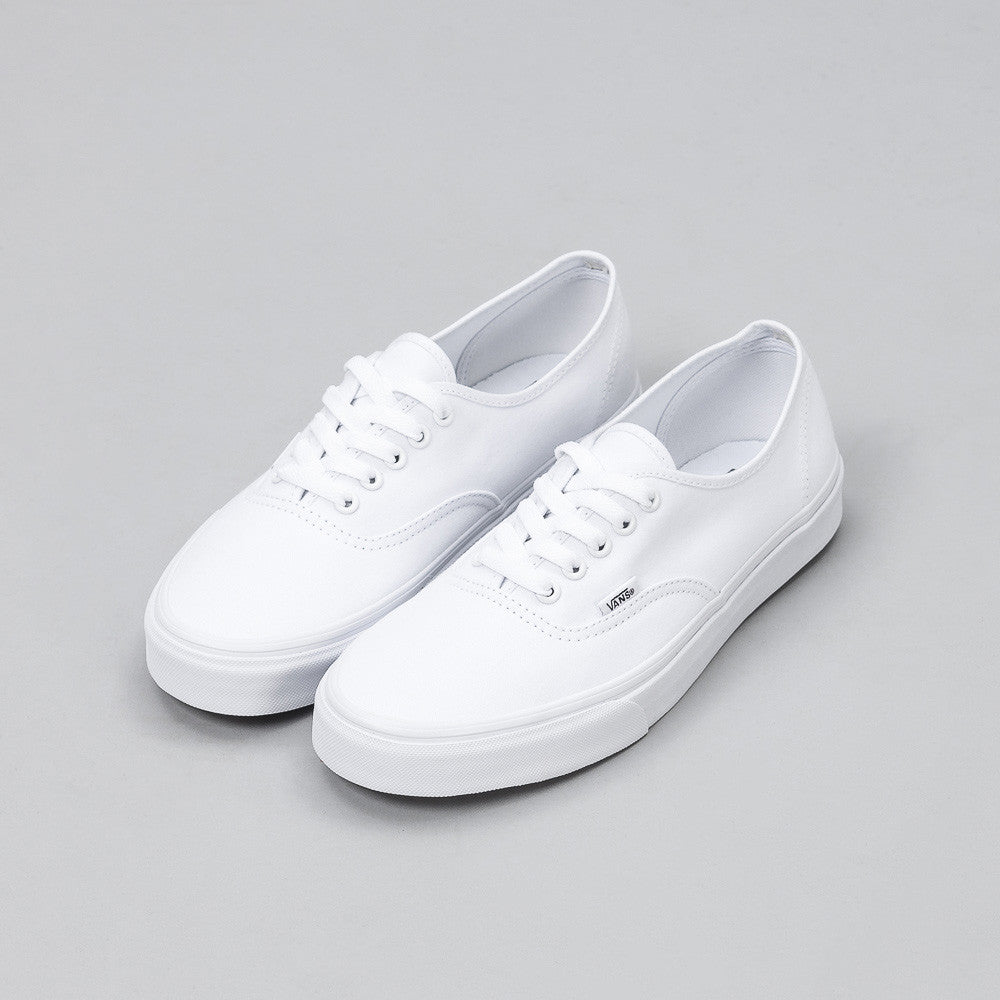 Vans Authentic in True White VN000EE3W00