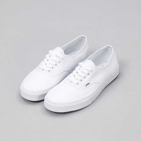 Vans Authentic in True White - Notre