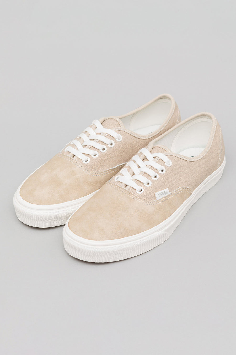 Vans Authentic Washed Nubuck in Hummus - Notre
