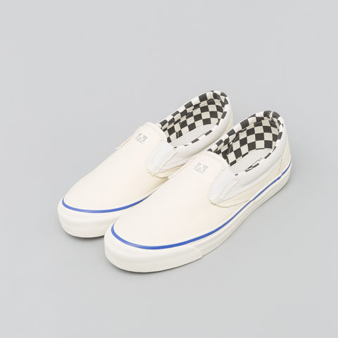Vans Vault Classic Slip-On Inside Out in Checkerboard - Notre