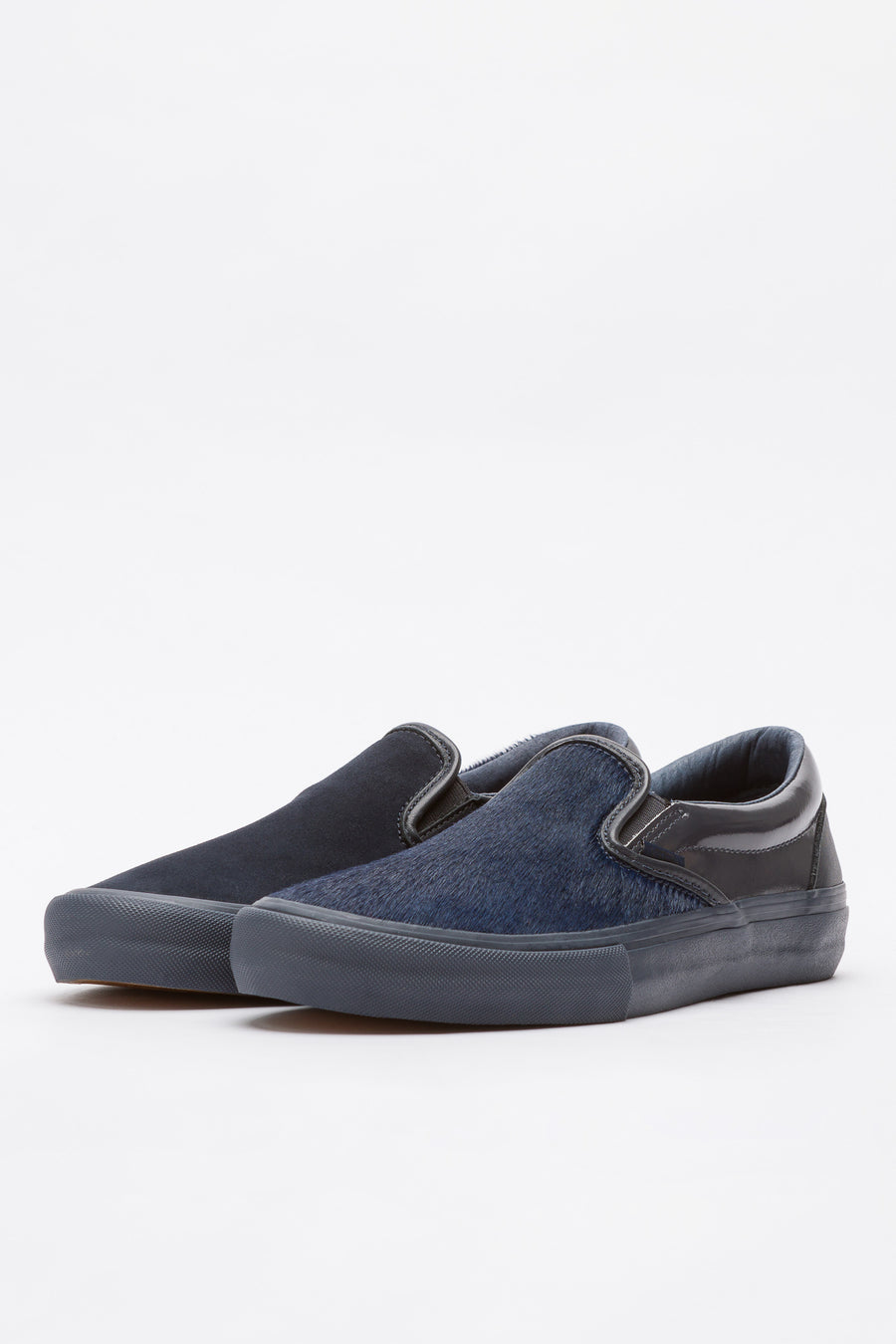 Vans Vault Engineered Garments Classic Slip-On V in Navy - Notre