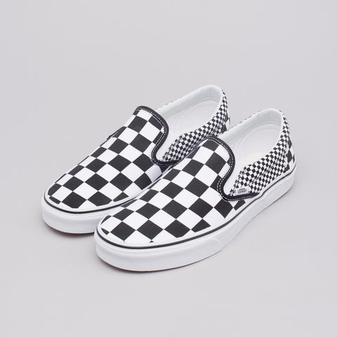 Vans Classic Slip-On in Checkerboard Mix - Notre