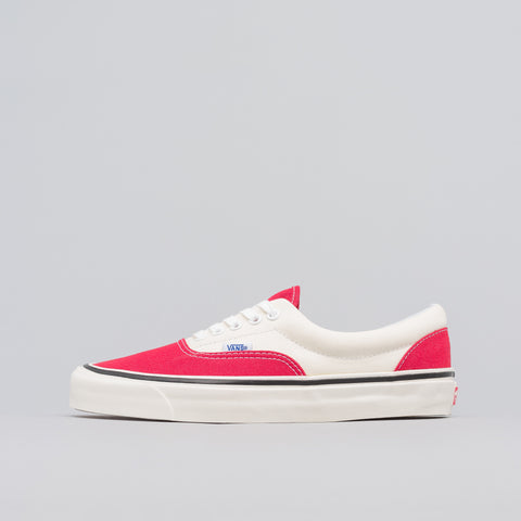 Vans Era 95 DX Anaheim Factory in OG Red - Notre