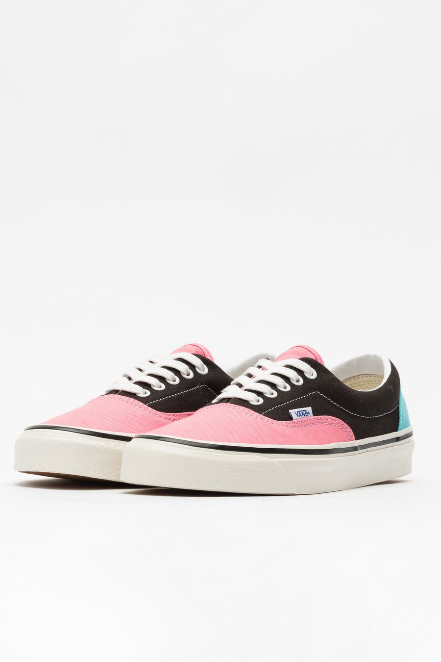 Vans Era 95 DX Anaheim Factory in Black/Pink - Notre