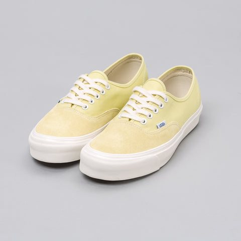Vans Vault OG Authentic LX in Chardonnay - Notre