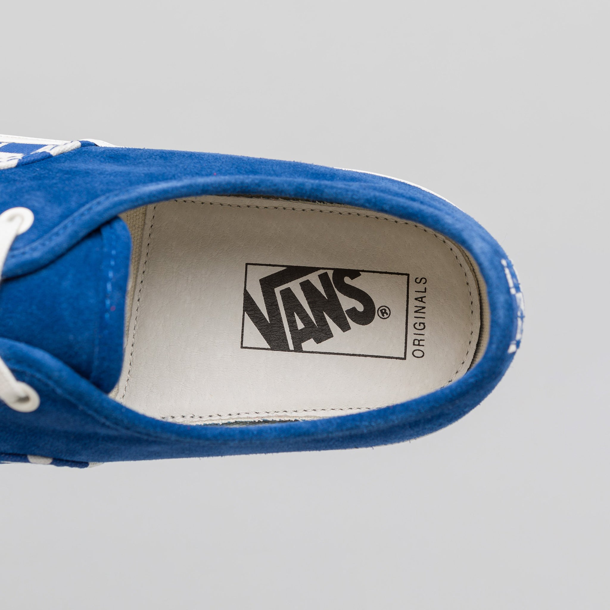 Authentic LX in True Blue